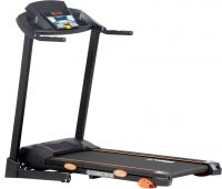 Home Fitness Folding 2.0HP Electric Treadmill with Color Screen Touch