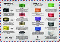 Hair care cosmetics, barbershop supplies