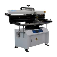 smt solder paste stencil screen printer machine for PCB