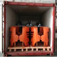 Iron Counterweight for forklift, excavator, wheel loader