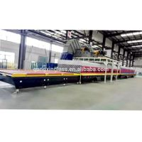 2019 High Effective GX SSP Double Chambers Glass Tempering Machine