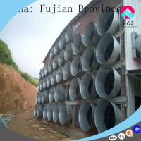 Poultry Farm House Design Automatic Equipment for Broilers and Breeders
