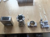 machining parts/Aluminium/Aluminum Precision CNC Machine Parts