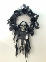 Halloween Decor wreath