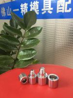 Precision Guide Post and Sleeve of Rubber Mold Parts F1