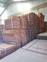 copper cathodes