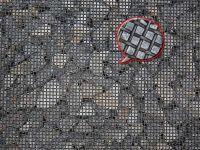 Double Crimp Screen for aggregates, mining, coal,
