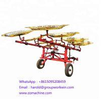 Wheel Rotary Rake Machine for Sale