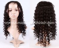 U-Part Gluess Lace Wig