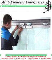 Glass Sensor Door