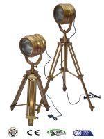 Classic style  Floor Lamp Large Adjustable Tripod Table  Lamp