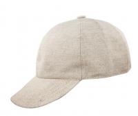 100% Linen Baseball Cap Fashion Casual Style Hat