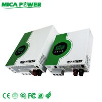 Factory Price High Frequency 60A MPPT Hybrid Inverter Solar Inverters  5KVA 48V