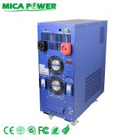 8KW 10KW 12KW Pure Sine Wave Solar Charger Inverter 48V 72V LCD +LED Display