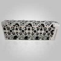 8-97245184-1 High Quality Cylinder Head for Trooper3.0D 4JX1 Engine 16V