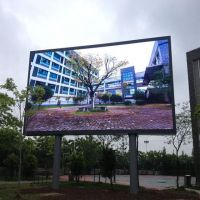 p4.81 outdoor led display/led video wall