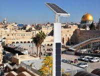 Automatic Solar Street Light High Output, 20W LED Motion Sensor Light