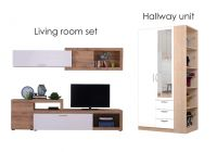 All kinds of furniture for living room and hallway