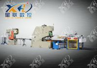 C-type punching press line machine for tin can