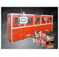 ingelligent combination machine for irregular shape tin can