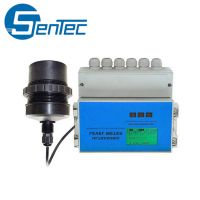 Temperature ultrasonic water tank level sensor level transmitter