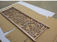Decorative Screen Wall Panel 01