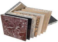 Honeycomb Stone Panels for facade wall, Stone Honeycomb Panels, Lightweight Stone Panel, Super Thin Stone Panel