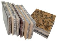 Stone Honeycomb Panels for wall envelope, Honeycomb Stone Panels, Super Thin Stone Panels