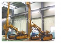 Pneumatic (Air) Rotary Drilling Rig