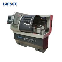 High quality automatic cnc metal cutting lathe machine price CK6132A