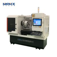 AWR28HPC Horizontal Automatic Alloy Wheel Repair Machine With CE
