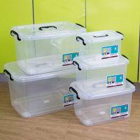 PP plastic storage box different sizes transparent of plastic storage container GSB-1049