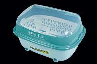 pp plastic kitchenware new design bowl tub and basin R-8822