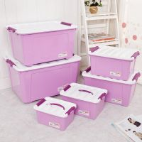 PP plastic storage box different sizes transparent of plastic storage container GSB-1072