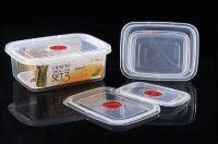 pp plastic crisper micro wave use plastic food box