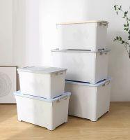 PP plastic storage box different sizes transparent of plastic storage container GSB-2003