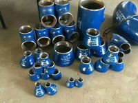Large and small head fittings Different diameter tube reducer