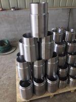 Reinforcing tube Heterocervical nozzles