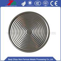 High quaility Tantalum Diaphragm for press gauge