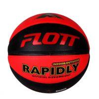 Flott Wholesale foam PVC leather lamination Basketball for official match size 7 ball