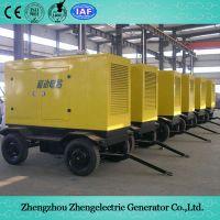 20kVA-1500KVA 50Hz/60Hz Deutz Commercial Industrial Soundproof Electrical Mobile Home Standby Power Diesel Generator Set Price