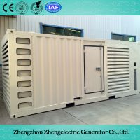 20kVA-3000kVA Commercial Industrial Soundproof Electrical Mobile Home Standby Power Diesel Generator Set Price