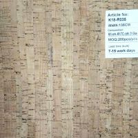 Info Cork Fabric for Shoes/insloes/packing/wallpaper