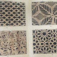 2020 Nice Design printing cork lightweight for drawstring bag/purse/wallet