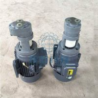 WBZ Small Cycloid Gear Oil Pump with Motor Drive