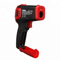 Object distance ratio D:S=12:1 Dual Laser Digital Infrared Thermometer