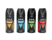 """Deodorant  Sprey """"ACTIVE SPORT"""" 150 ml (FOR MEN)"""