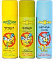 """Mosquito Repellents  """"ZanZara"""" 110ml"""