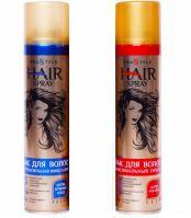 Hair spray AMORE ProStyle 265ml, 250ml, 200ml