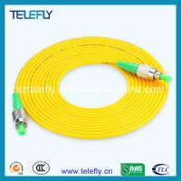 FC/APC-FC/APC Fiber Optic Patch Cords, Simplex